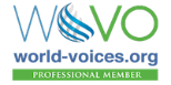 Press to read about Nils Östergren and the meaning of his pro membership in World Voices Organization.