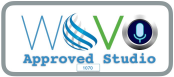 Press this badge to know how it ensures that the studio, equipment and voice talent Nils Östergren's technical performance has been scrutinised and approved within the Technical Studio Approval Program offered to the professional members of World-Voices Organization, WoVO.